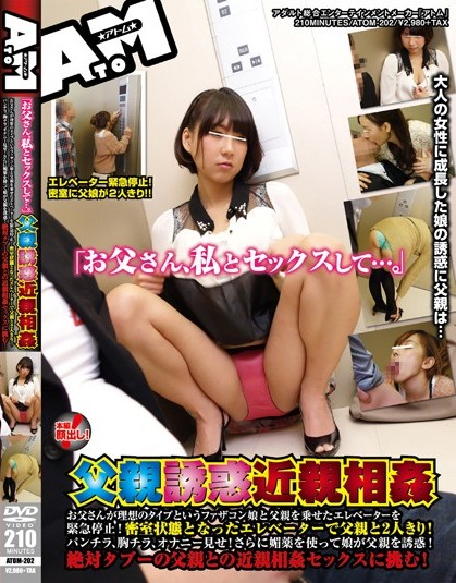 Erika Kitagawa - Emergency stop the elevator carrying a father a