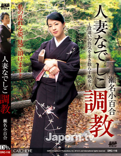 Sayuri Sena - CATCHEYE Vol.116 Train Married Woman *UNCENSORED