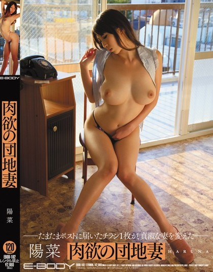 Haruna - Extreme Body Apartment Wife Complex