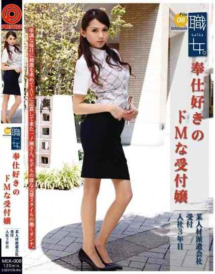Ameri Ichinose - Employed Lady File 08