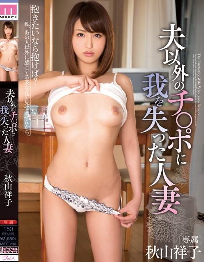 Shouko Akiyama - Married Women That Having Sex with Other Than H