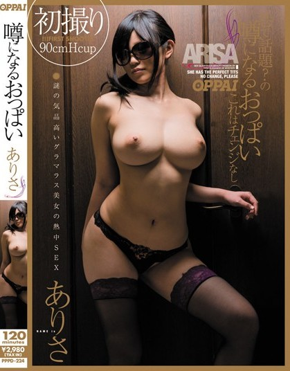 Arisa Mizuno - Big Breasts You'll Be Talking About