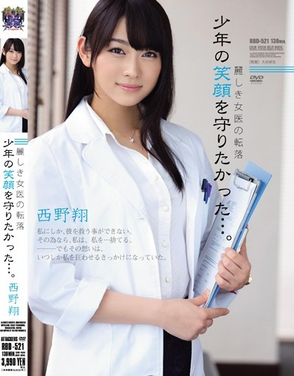 Shou Nishino - The Fall of Lovely Doctor. I Wanted to Protect Th
