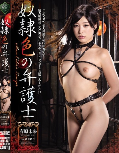 Miki Sunohara - Slave Color Lawyer Future Sunohara