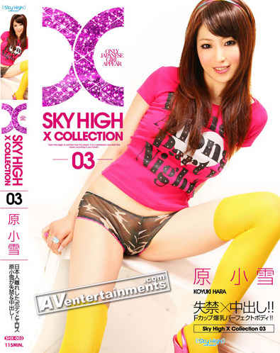 Koyuki Hara - Sky High X-Collection Vol.3 *Uncensored