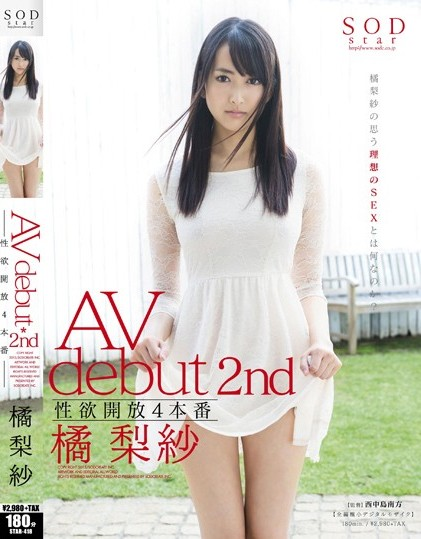 Risa Tachibana - AV Debut 2nd - Her Sexual Desire Let Loose in 4
