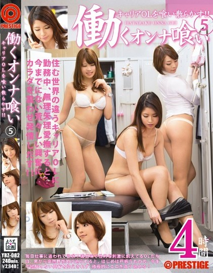 Azusa Maki - Working Woman Feast 5-Career Government OL Untidy F